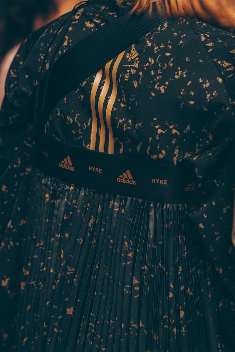 アディダス ハイク adidas と HYKE によるコラボレーションラインが再スタート