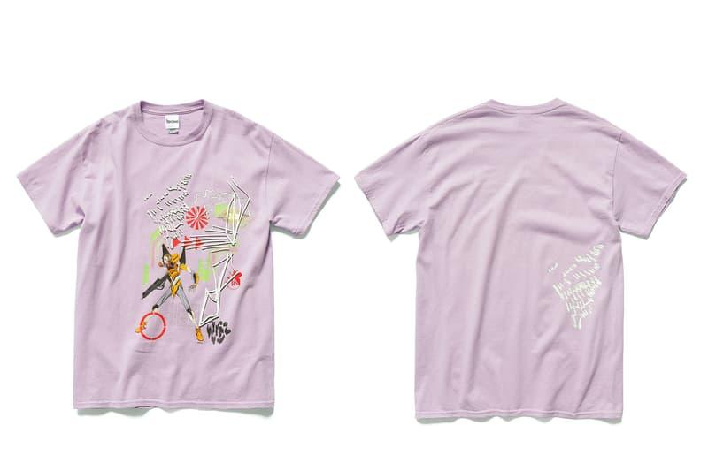新鋭グラフィックデザイナー MAMI HANAI と『シン・エヴァンゲリオン劇場版』がコラボコレクションを期間限定で発売
