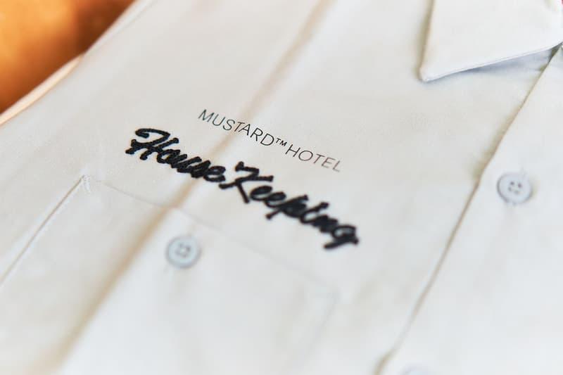 マスタード ホテル シブヤ エム アンド エム MUSTARD™ HOTEL SHIBUYA が伝説的内装クリエーター集団 M&M とのコラボプロダクトをリリース
