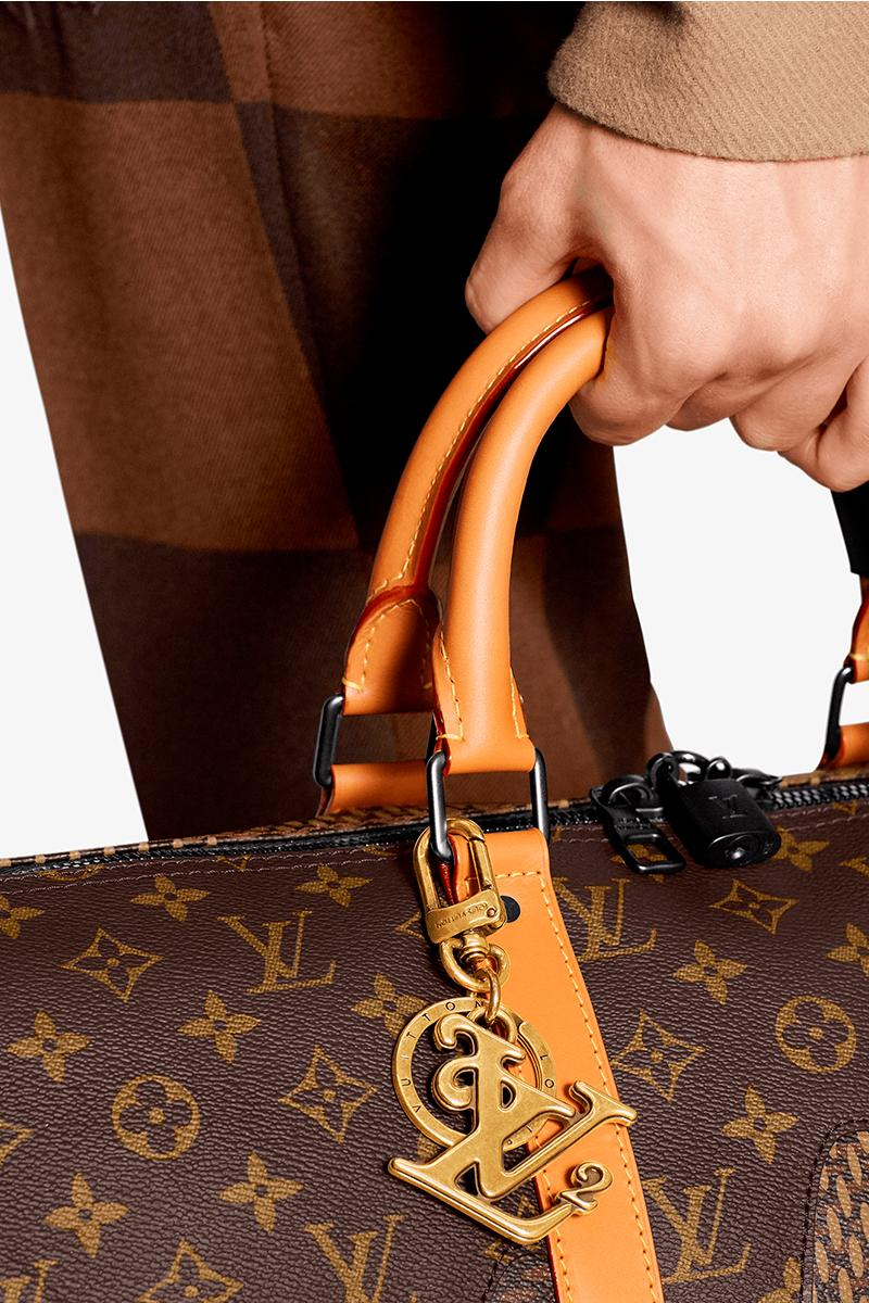 NIGO x ヴァージル・アブローによる LV² コレクション第1弾ドロップの全貌が明らかに Virgil Abloh NIGO Virgil Abloh Louis Vuitton LV² Drop 1 Release Info Buy Price Denim Jeans Bags Necklace Human Made