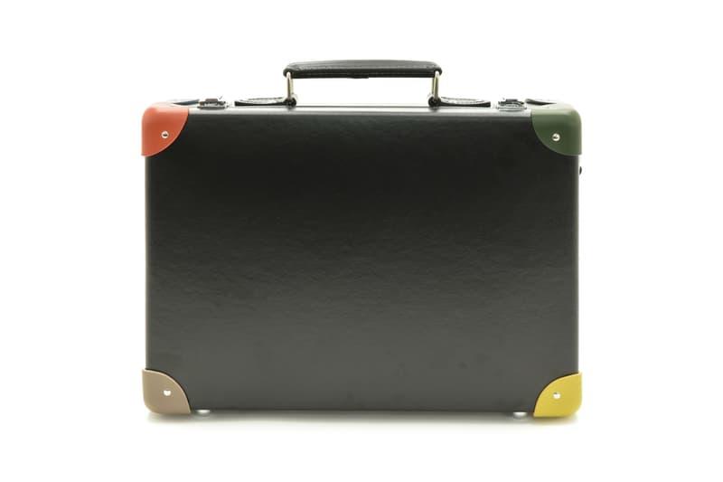 Globe-Trotters と Paul Smith から新作アタッシュケースが登場 paul smith for globe trotter 14 inch mini attache briefcase case suitcase black multi