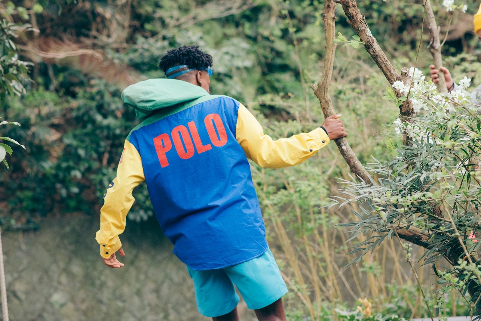 Polo Ralph Lauren ポロ ラルフ ローレン  Polo Sport ポロ スポーツ 2020年春夏コレクション ショートムービー 動画 映像 ルックブック ハイプビースト
