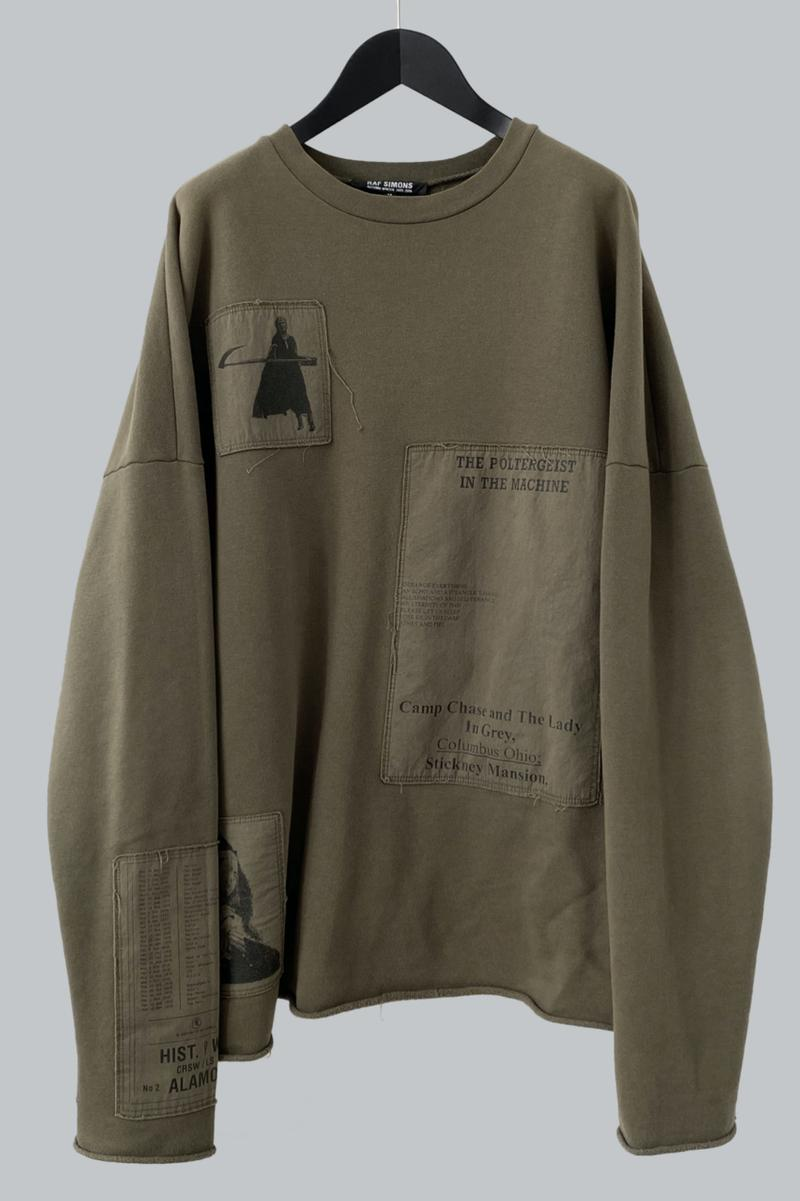 Raf Simons の貴重なアーカイブがオンラインで販売中 Lee Young Kyoon Dior Team Raf Simons Archive Sale Online First Look Rare Belgian Designer Pieces Garments Homeware Clothes Joy Division Lantern Wave Collection History of my World Icarus Surgit