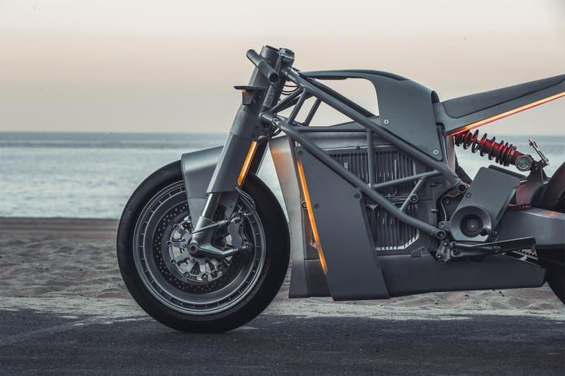 ブレードランナーの世界観を彷彿させる近未来的な電動大型バイクが登場 umc 063 xp zero electric motorcycle bike untitled motorcycles california hugo eccles experimental sr f