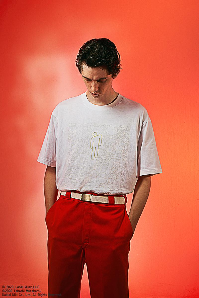 UNIQLO UT ビリー・アイリッシュ x 村上隆  最新コラボコレクション 発売 ユニクロ ユーティー ユニクロ原宿店 巨大ビリーアイリッシュ像 Tシャツ ハイプビースト ゆにくろ