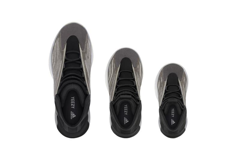 イージー初のバッシュ  アディダス + カニエ・ウェスト adidas yeezy qntm quantum barium H68771 FZ1300 FZ1301 official release date info photos price store raffle list buying guide