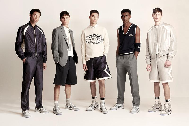 エアジョーダン 1 ディオール Air Jordan 1 OG Dior 販売の特設サイトがオープン