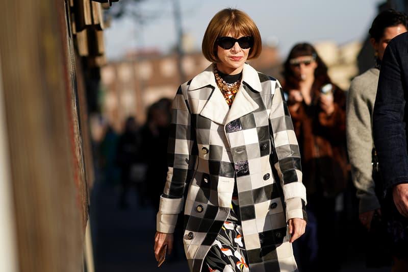 """アナ・ウィンター が米国版『Vogue』で""""心苦しい受け入れ難い""""人種差別的な振る舞いが取られていたことを明かす anna wintour vogue conde nast andre leon talley black staff designers racism media fashion apology"""