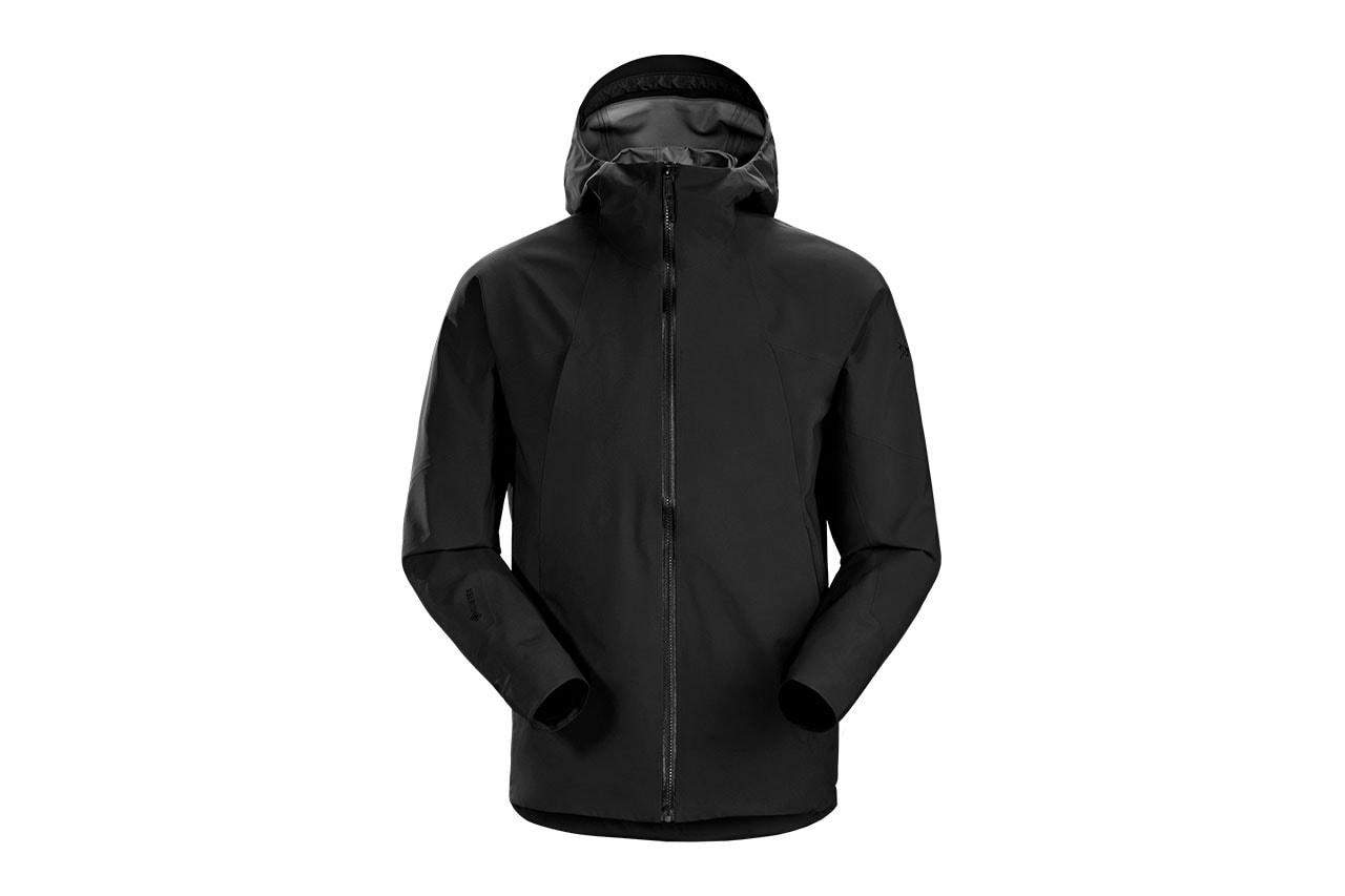 アークテリクス ARC'TERYX が快適性と利便性にこだわった新作の GORE-TEX ジャケットを発売