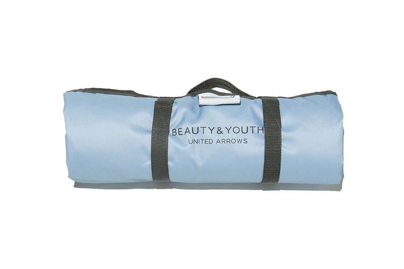 BEAUTY&YOUTH ビューティーアンドユース × Coleman コールマン がエクスクルーシブなアウトドアコレクションを発売