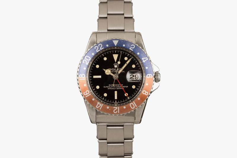 ロレックス Rolex の希少なヴィンテージモデルが揃うオンラインオークションが開催中 bobs watches rare vintage original owner rolex watches paul newman daytona submariner gmt master explorer steve mcqueen