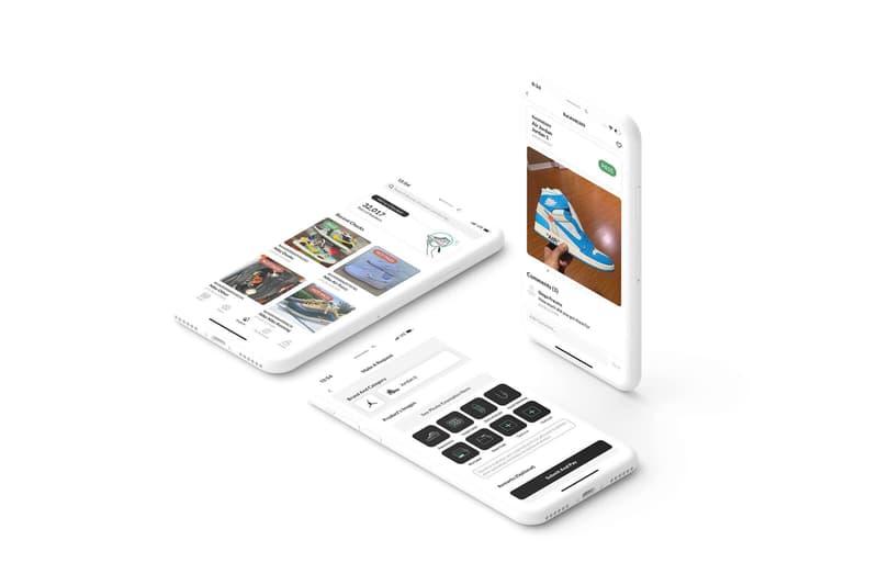 30分以内に偽物のスニーカーを見分ける最新アプリ『CheckCheck』が登場 The New CheckCheck App Spots Counterfeit Sneakers for You in Less Than 30 Minutes