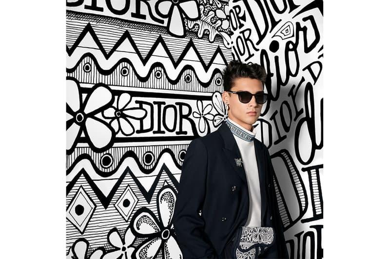 ディオール DIOR がショーン・ステューシーを招聘したフォール 2020 メンズ コレクションのキャンペーンを公開 Kim Jones(キム・ジョーンズ)