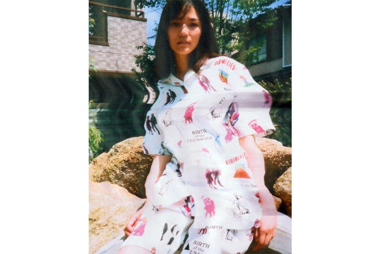 ディヴィニティーズ DIVINITIES x BoTT による日米の気鋭ストリートレーベルのコラボレーションが実現 Birth Of The Teenager