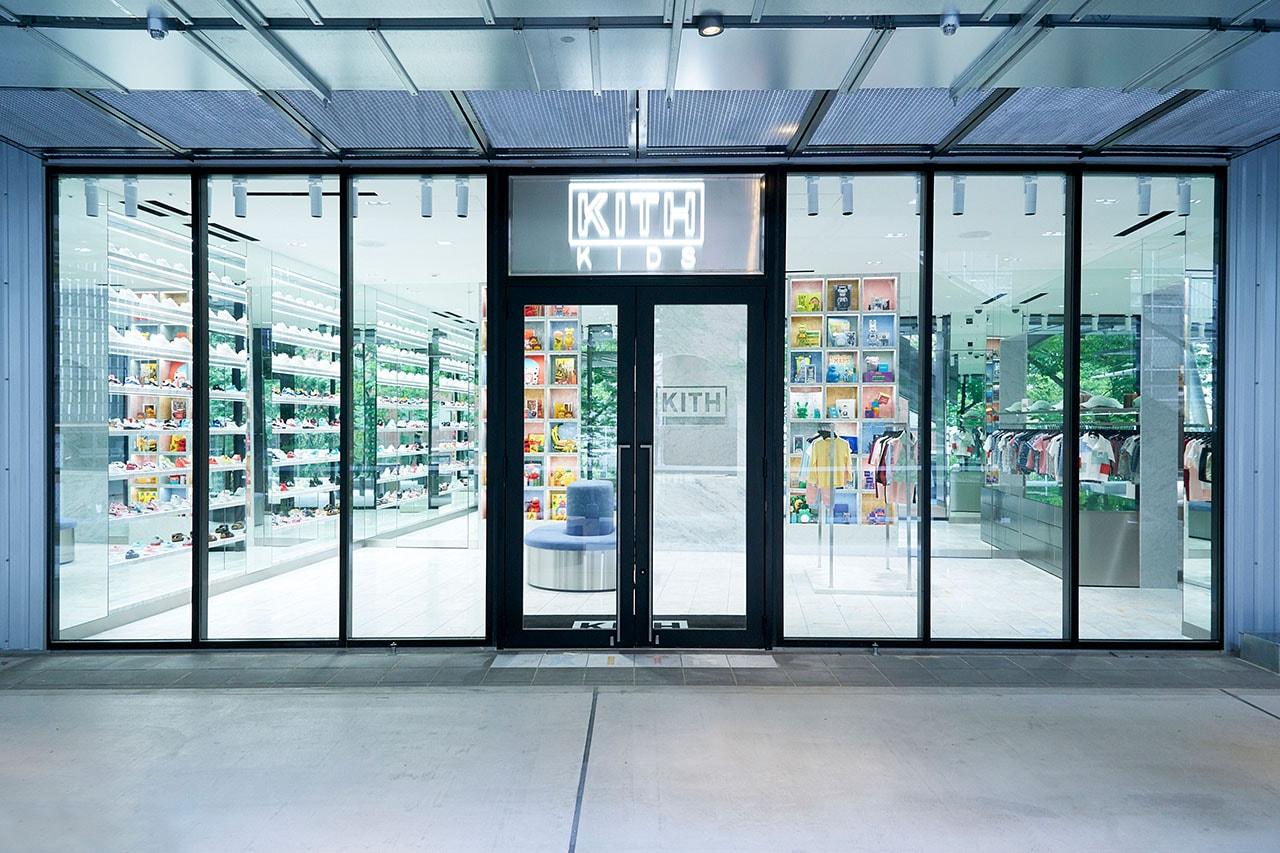 キス KITH がアメリカ国外初となる旗艦店を渋谷にオープン Ronnie Fieg(ロニー・ファイグ)