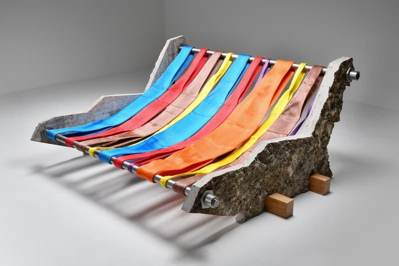 ベルギー人アーティストが『ゲーム・オブ・スローンズ』からインスパイアされた家具シリーズを発表 lionel jadot game of thrones everyday gallery furniture exhibition belgian designer