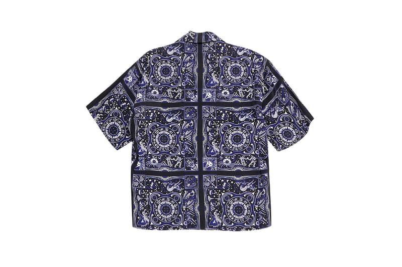 N.ハリウッド Nハリ N.HOOLYWOOD がバンダナをモチーフとしたハワイアンシャツ&ショーツを発売