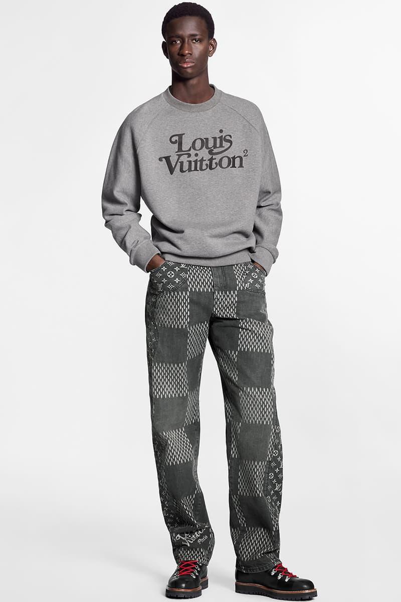 ニゴー x ヴァージルアブローのLV²コレクションが日本先行発売 NIGO x virgil aboh ヴァージル・アブローによる Louis Vuitton LV² コレクションが日本先行発売