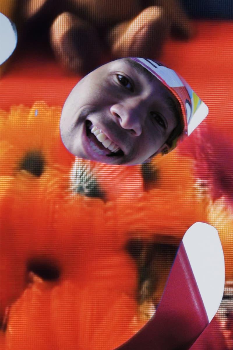 PALACE SKATEBOARDS がモロッコ出身のデザイナー Jean-Charles de Castelbajac とコラボコレクション第2弾を発表 Jean Charles de Castelbajac Palace Spring Summer 2020 Capsule Release Info Collection Buy Price Date signs symbols cap bucket crewneck hoodies T-shirt