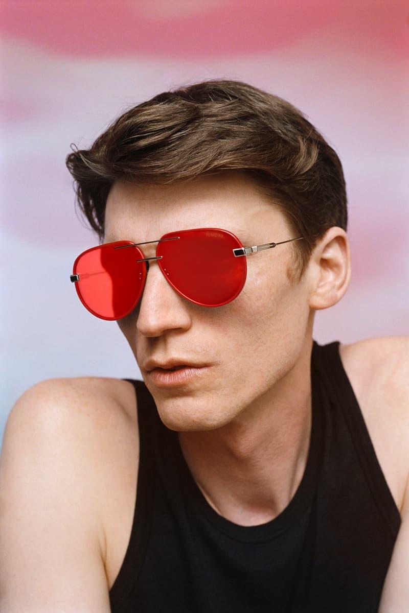 リモワがブランド初のアイウェアコレクションを発表 RIMOWA Eyewear Sunglasses Collection July 2020 release date info buy bridge rim air frames lenses travelers suitcases match lvmh`