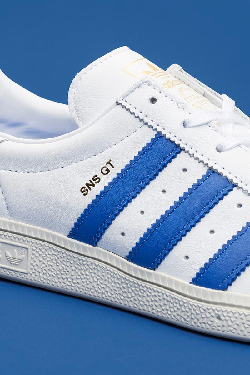 スニーカーズエンスタッフとアディダスによるSNS GTが登場 Sneakersnstuff と adidas Originals の共同開発による SNS GT が登場