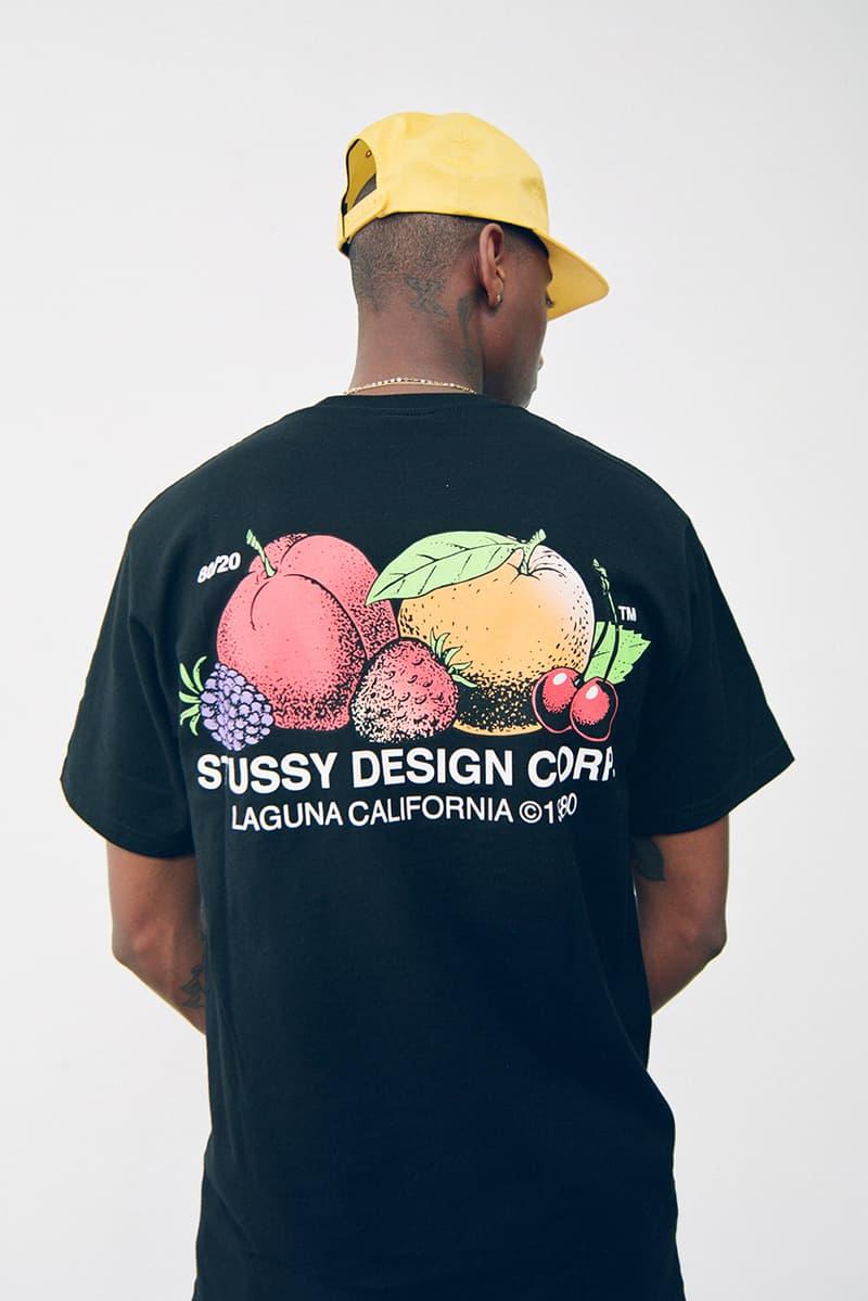 ステューシー STÜSSY 2020年夏コレクション