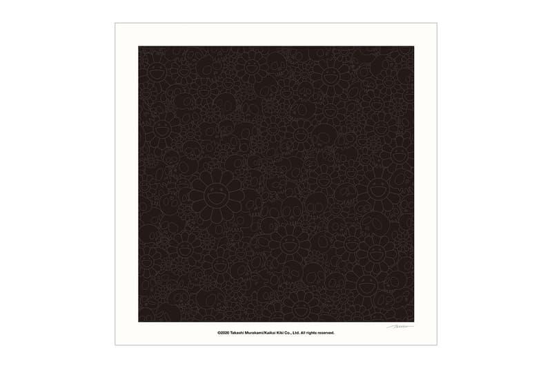 村上隆が Black Lives Matter 運動を支援する作品を発表 Takashi Murakami Limited Edition Black Lives Matter Prints BLM george floyd racial injustice police brutality fundraiseer NTWRK