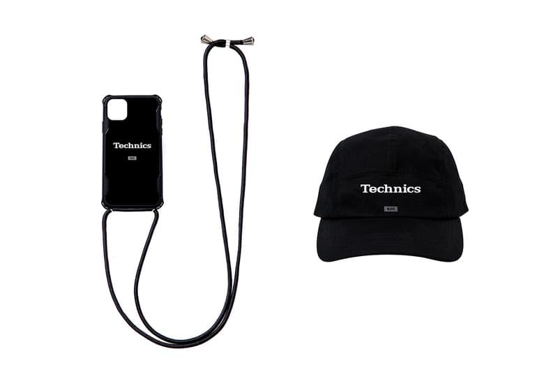 高級オーディオブランド Technics テクニクス と WAVE ウェイヴのコラボレーションアイテムがリリース