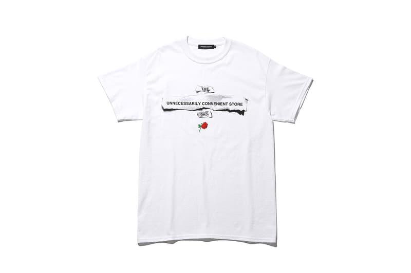 ザ・コンビニからマッドストアアンダーカバー THE CONVENI から MADSTORE UNDERCOVER のコラボTシャツが登場