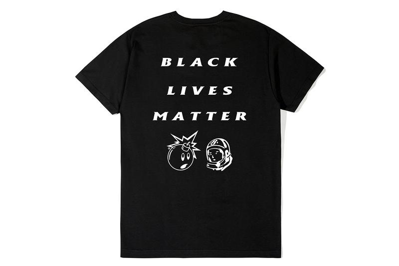 ビリオネア・ボーイズ・クラブ ザ ハンドレッズ ブラック・ライヴズ・マター BBC  Billionaire Boys Club × The Hundreds による Black Lives Matter チャリティーTシャツが登場 The Hundreds x Billionaire Boys Club for BLM Tee shirt black lives matter mental health alliance release date july 2020