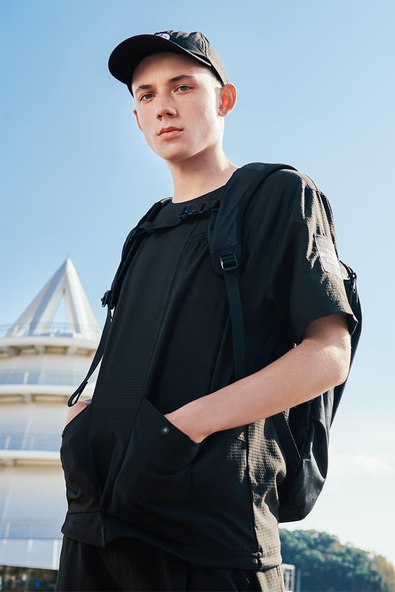 ザ・ノース・フェイス・アーバン・エクスプロレイション THE NORTH FACE URBAN EXPLORATION から2020年春夏カプセルコレクション第5弾が登場 The North Face Urban Exploration Capsule 05: ABS Vest Reimagined Release Lookbook Info