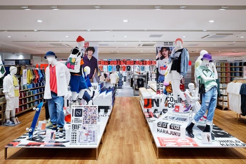 UNIQLO ユニクロ がリアルとバーチャルを融合させた最新型の店舗『ユニクロ 原宿店』をオープン