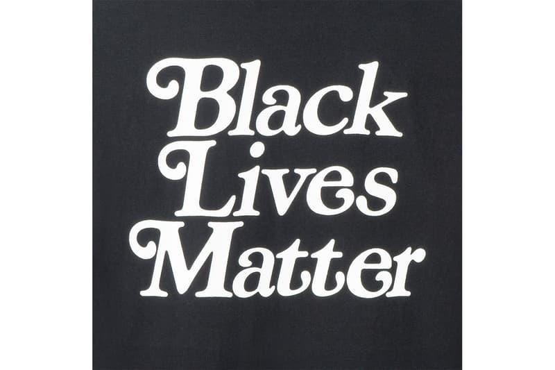 ヴェルディ VERDY が Black Lives Matter 運動を支援するTシャツを発売 BLM ブラックライブスマター