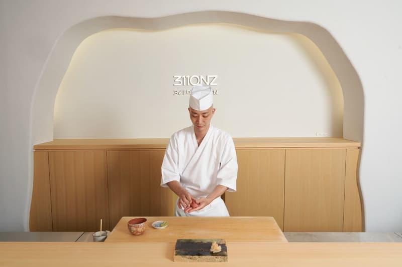 鮨さいとう x ナンズカによるギャラリー併設鮨レストランがオープン 鮨さいとう x NANZUKAのコラボレーションによる 3110NZ by LDH Kitchen が中目黒にオープン