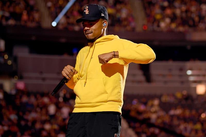 チャンス・ザ・ラッパーがカニエ・ウェストの大統領選出馬表明を支持し炎上 Chance The Rapper Supports Kanye West's Presidential Run