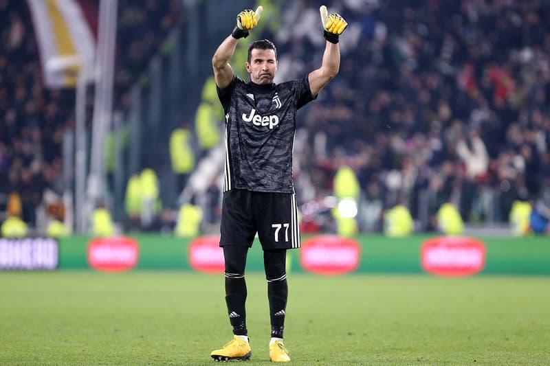 元イタリア代表の守護神ブッフォンがセリエAの最多出場記録を更新 Gianluigi-Buffon-sets-Serie-A-record-with-648th-appearance