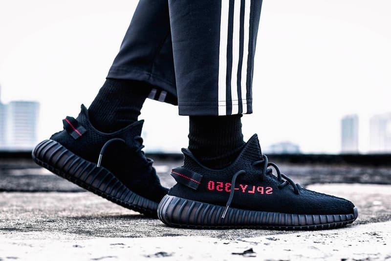 "YEEZY BOOST 350 V2 ""Black/Red""の 再販に関する噂が浮上 adidas YEEZY BOOST 350 V2 Black Red 2020 Re-Release Info Buy Price"