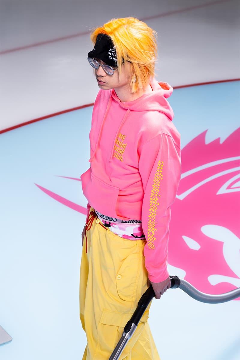 アンチ・ソーシャル・ソーシャル・クラブ 2020年秋冬コレクション Anti Social Social Club Fall Winter 2020 Collection Lookbook Neek Buy Price Release Info Date hoodies T shirt