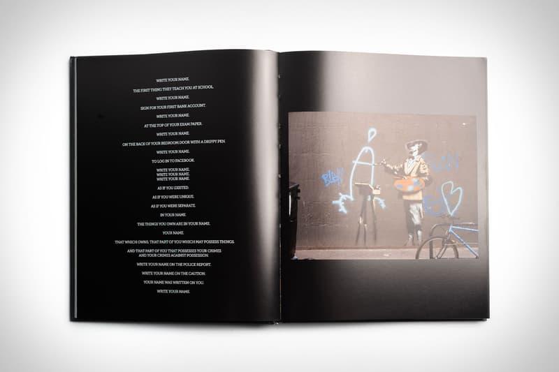 バンクシーのキャリアを振り返るハードカバーブックがリリース Banksy's Iconic Street Art Chronicled in New Hardcover Book