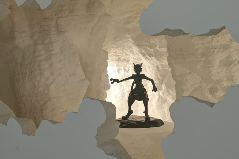 """ダニエル・アーシャム x『ポケモン』による展覧会 """"Relics of Kanto Through Time""""が 8月1日(土)より『渋谷PARCO』にて開催 2g"""