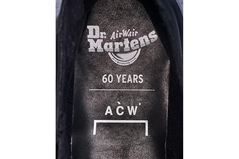 ドクターマーチン x ア・コールド・ウォールから初コラボとなる1460がリリース dr-martens-acd-the-1460-remastered