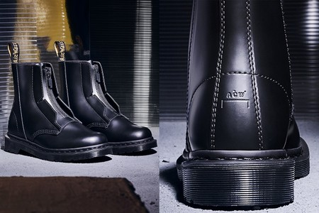 Dr. Martens x A-COLD-WALL* から初コラボとなる1460がリリース
