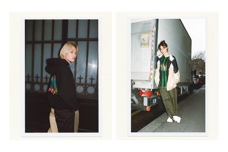 フューチャー パリ発のブランド FUTUR が伊勢丹新宿店メンズ館にてポップアップを開催