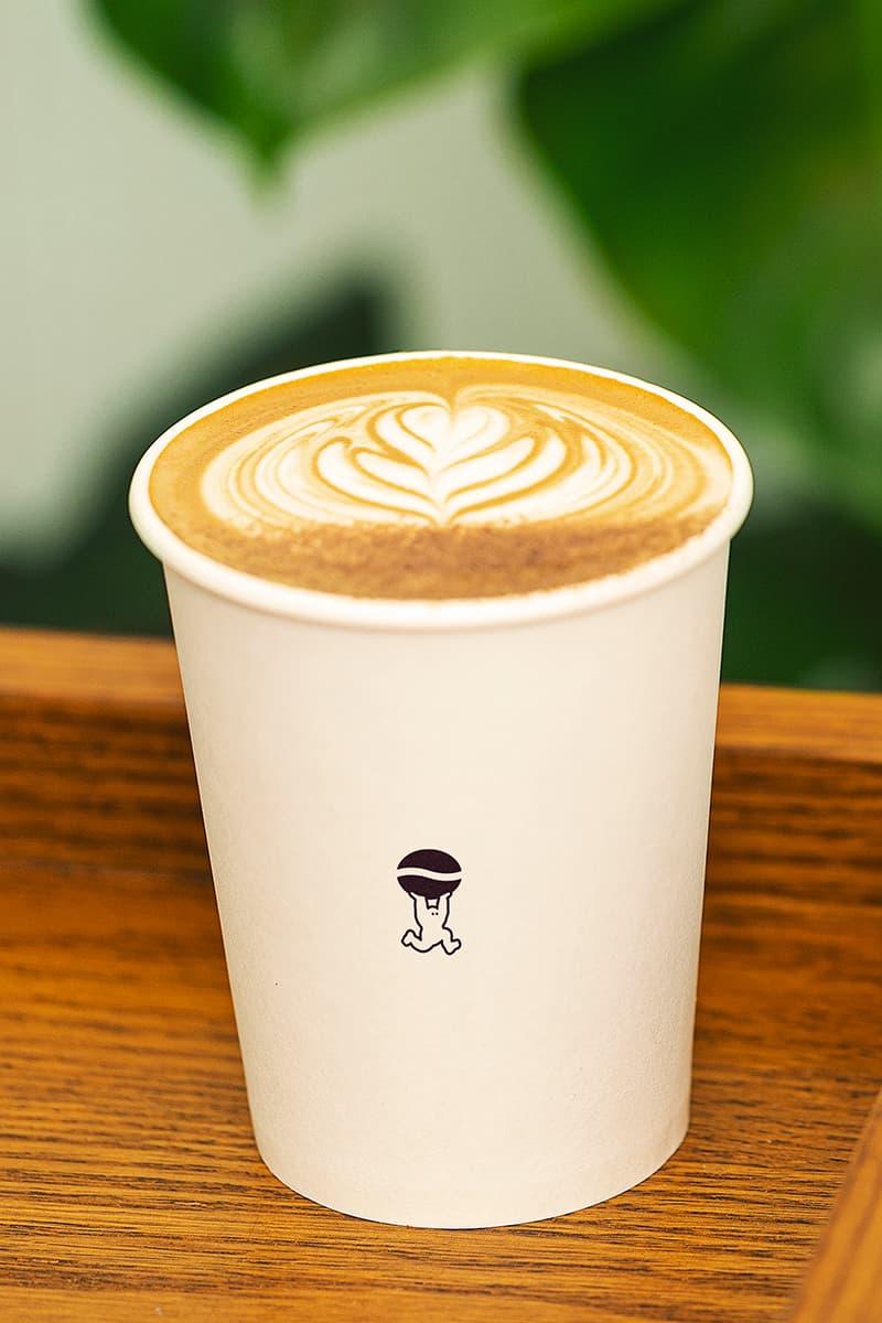 ハイプビーストの手がけるコーヒーブランドがローンチ ハイプビーンズ HYPEBEAST HYPEBEANS Coffee Shop Hong Kong Launch Info Landmark Mens Opening Hours Where Menu HBX