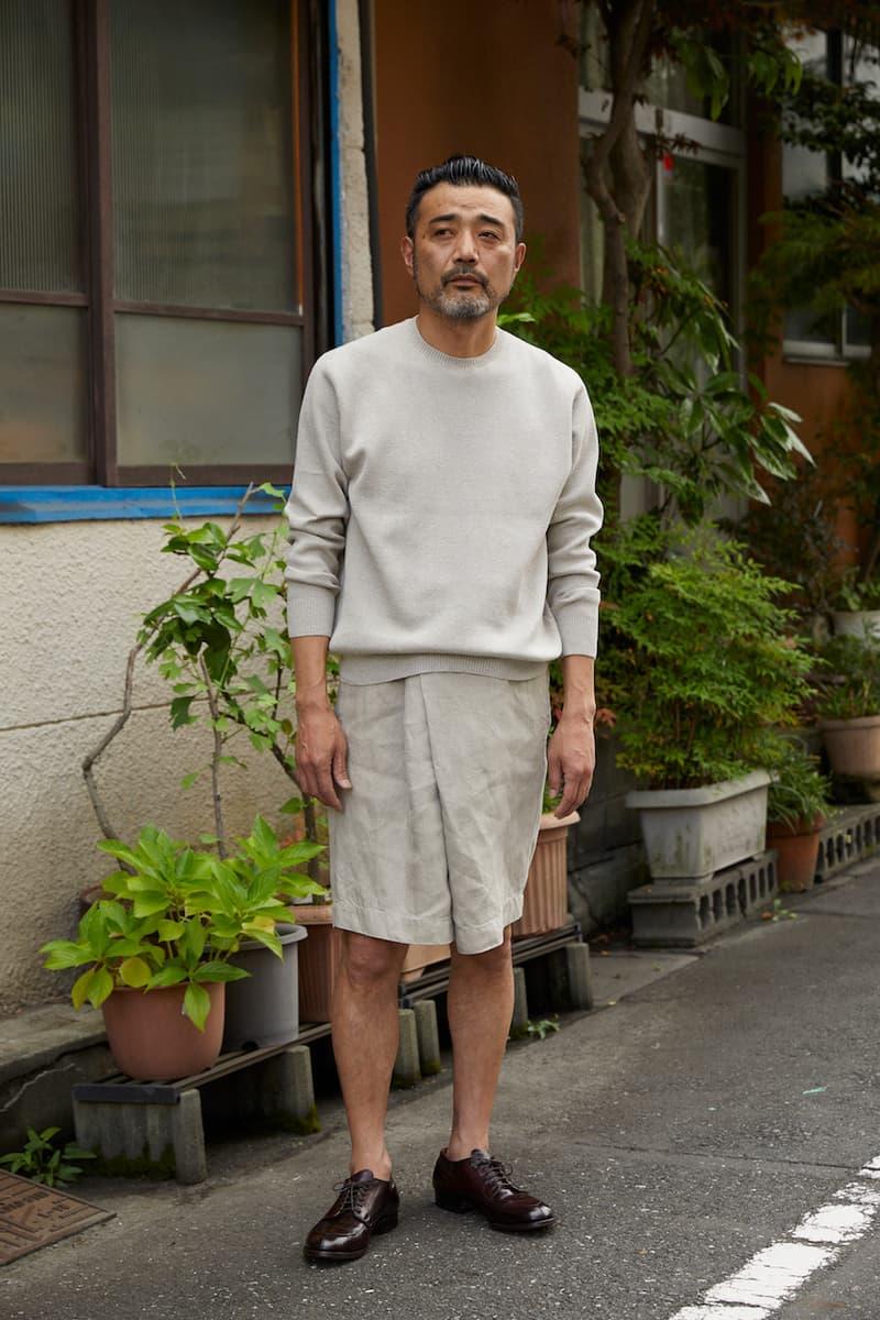 イキジ2021年春夏コレクション ikiji-2021-spring-summer-collection