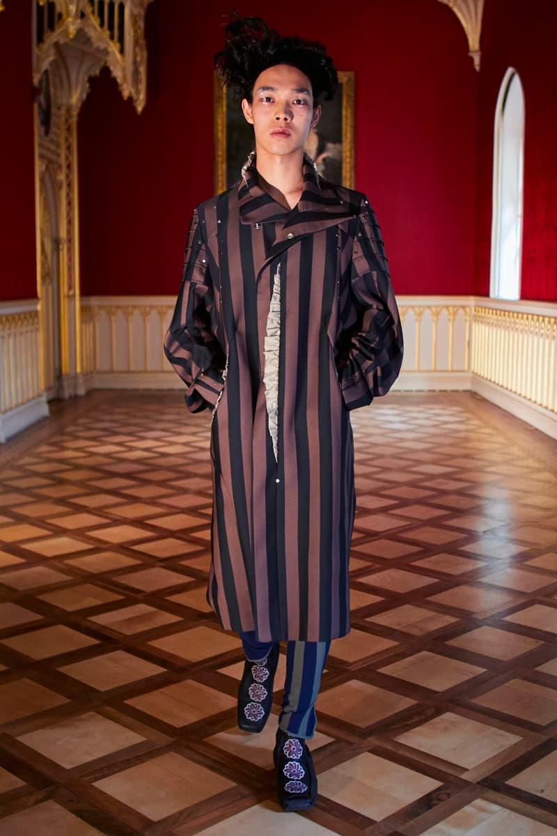 キコ・コスタディノフ2021年春夏コレクション 15th- and 16th-Century Dress Inspires Kiko Kostadinov's SS21 Collection