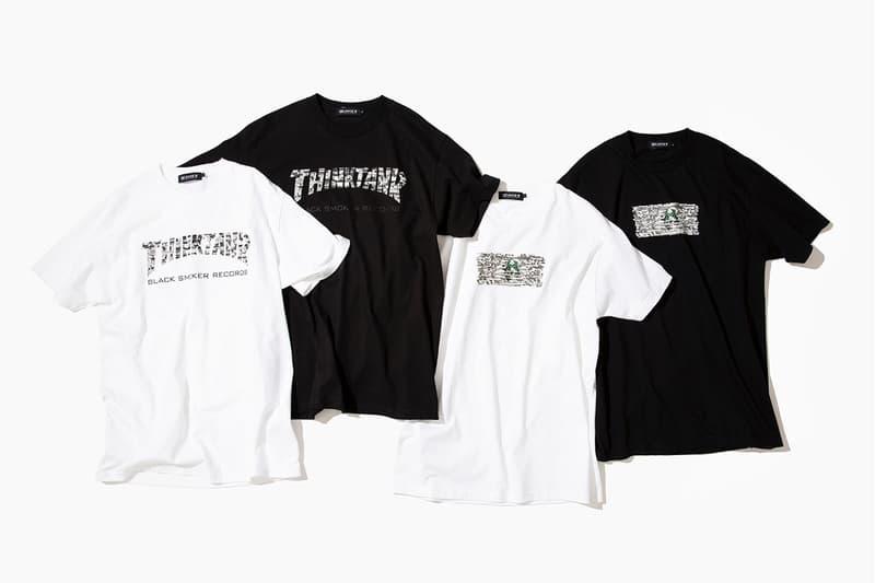 河村康輔 x ブラックスモーカー ビームスT BLACK SMOKER RECORDS のアートショーが BEAMS T 原宿にて開催
