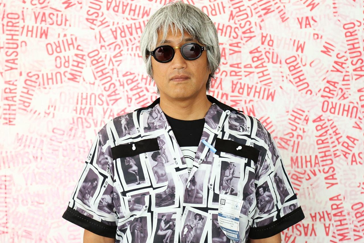 フィラ ミハラヤスヒロ Interviews:デザイナー 三原康裕が語る FILA x Maison MIHARA YASUHIRO のコラボレーションについて