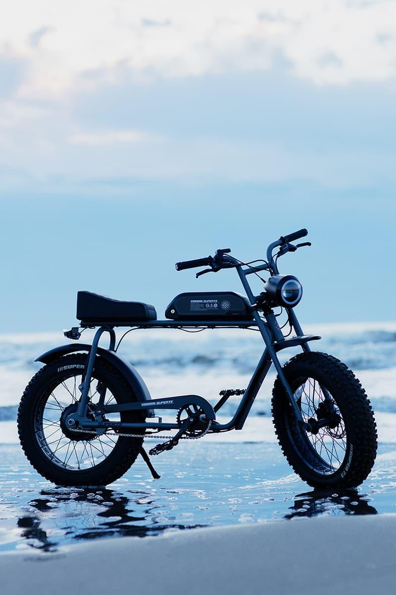 ネイバーフッドとスーパー73 NEIGHBORHOOD と SUPER73 がコラボ電動自転車をリリース neighborhood super73 electric bike