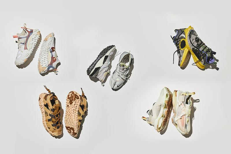 NikeのISPAシリーズが2020年フォール&ホリデーコレクションを発表 nike-ispa-zoom-road-warrior-overreact-fk-sandal-flow-drifter-apparel-official-release-dates-info